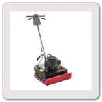 We sell and rent floor machines.