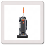We sell and rent upright vacuums.