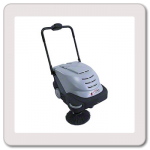 We sell and rent commerical Sweepers.