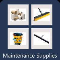 We sell maintenance supplies.
