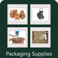 We sell packaging supplies.